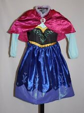 Disney Princess Frozen's Anna Gown Halloween Costume Dress Up Size XS (4)