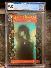 Sandman #8 CGC 9.8 D.C./Vertigo Comics 1st Appearance of Death