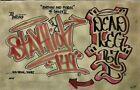 GRAFFITI URBAN STREET ART TAGGED STAYHIGH 149 DEAD LEG 167 ORIG M/M CANVAS N/R