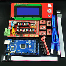 3D Printer Kit RAMPS 1.4 +Mega 2560 R3 +A4988+2004LCD Controller for RepRap