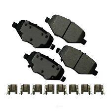 Disc Brake Pad Set fits 2013-2014 Volkswagen Routan  AKEBONO