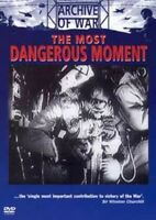The Most Dangerous Moment DVD World War II Japanese British Navy Documentary