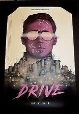 DRIVE Print Poster Nikita Kaun Mondo artist Ryan Gosling Nicolas Refn LE x/140