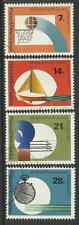 PAPUA NEW GUINEA 1971 SOUTH PACIFIC GAMES 4v Fine Used