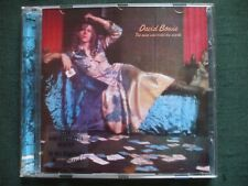 David Bowie - The Man Who Sold The World Remastered CD.Disc Is In Ex. Condition