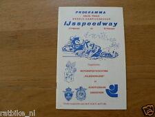 1979 ICESPEEDWAY,IJSSPEEDWAY HALVE FINALE WK EINDHOVEN 17/18-02-1979