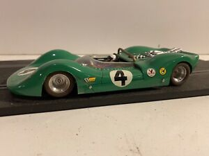 1/24 Scale Lotus 40 Custom Chassis Slot Car