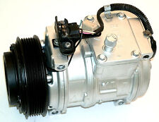 "New! Mercedes Benz AIR CONDITIONING A/C COMPRESSOR (4.5"" 6-Grv) DENSO 0002300511"