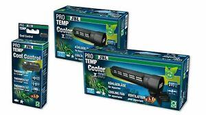 JBL ProTemp Cooler X 200 300 Aquarium Fan Cooler Chiller CoolControl Thermostat
