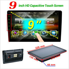 """9"""" 2Din Android 8.1 Quad-core Stereo Radio AM FM GPS Wifi MP5 Player DAB 1G+16G"""