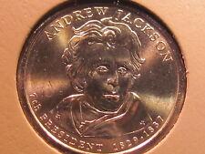 2008-P $1 Andrew Jackson Presidential Dollar