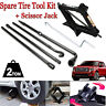 Spare Tire Tools For Ford 2004-2014 F150 Pickup Truck + Scissor Jack with Handle