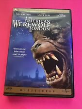 An American Werewolf in London (Dvd, 2001, Subtitled Spanish)