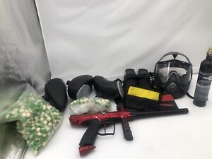 COMPLET SET Tippmann Gryphon Paintball Gun + Everything You Need To Get Started