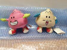 Japan Banpresto DR SLUMP ARALE CHAN COLORFUL UNCHI PLUSH POO 2008 Toriyama Akira