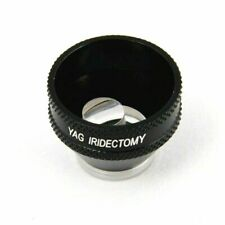 YAG Iridectomy Lens For YAG Laser Surgery Procedure Ophthalmology And Optometry