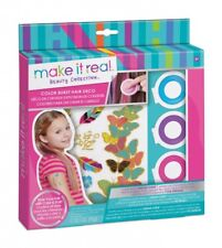 Make It Real - Couleur Rafale Cheveux Deco - Créatif Artisanat Set