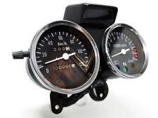 Suzuki GN125 Brand New Replacement Speedometer and Tachometer and Gear Indicator