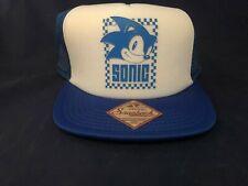 Sonic the Hedgehog Trucker Snapback Hat Bioworld