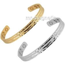 Copper Bangle Magnetic Therapy Devices
