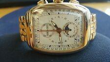 dubey schaldenbrand gran chrono astro 18k rose gold