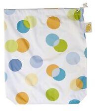 Large wet nappy bag (spot print)