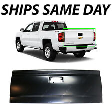 NEW Primered - Steel Tailgate for 2014-2019 Chevy Silverado GMC Sierra w/ Assist