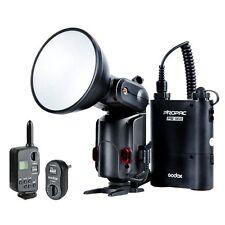 Godox AD-360 Portable Flash Light Speedlite FT16 Trigger PB960 Power Pack Kit