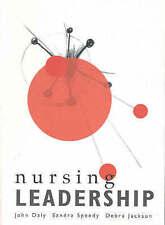 (Good)-Nursing Leadership (Year Books) (Paperback)-Daly, John-0729537412