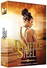 COFFRET DVD INTEGRALE DANIELLE STEEL (19 DVD) - VOLUMES 1 A 4