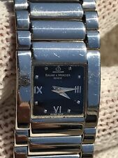 BAUME & MERCIER CATWALK MV045219 QUARTZ LADY SWISS MADE