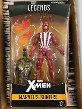 Marvel Legends X-Men Sunfire Action Figure NIB