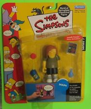 Playmates Wos Interactive Action Figures Simpsons Dolph Starbeam School Bully