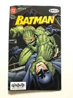 Batman Dark Tomorrow Comic (Comic Only) Book From Video Game 8.0 VF *RARE*