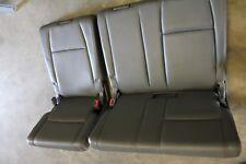 2003-2005 Honda Pilot 3RD ROW SEATS GREY LEATHER