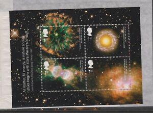 2002 GB SG MS2315 Astronomy Sheet Mini-Sheet MNH