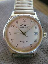 BMC  AUTOMATIC SWISS MADE,  DOUBLE  GOLD,  70er Jahre -  guter Zustand ! ! 80