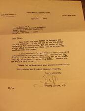 Dr. Philip Levine Recommendation Letter 1970 Dr. Elias Cohen Hematologist