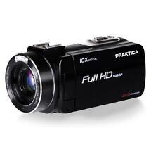Praktica Z150 Full HD 10x Optical Zoom Camcorder PRA232 ,London
