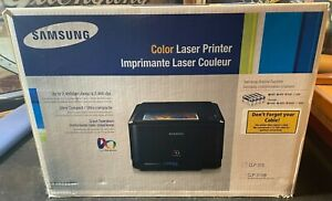 Samsung CLP-315 Color Laser Printer - BRAND NEW - 2400 DPI USB 2.0 Connection
