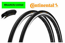 2 X CONTINENTAL 700 X 32  ULTRA SPORT 11  WIRED CYCLE TYRES