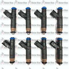 Motor Man | 4L8E-A4A Fuel Injectors Flow Matched Set 2006-2010 Ford Explorer 4.6