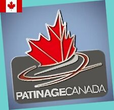 Patinage Canada National Skating Association Membership Lapel Pin LATEST DESIGN!