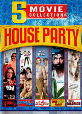 House Party: 5 Movie Collection (DVD, 2014) *FREE Shipping*