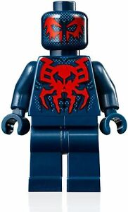 LEGO Super Heroes Spider Man Minifigure 2099 From Set 76114