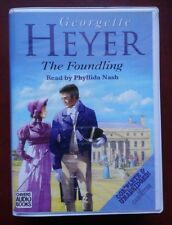 The Foundling by Georgette Heyer - read by Phyllida Nash - unabridged 14+hrs