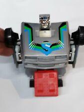 Vintage Auto Change Bump Go Action Car to Robot Transformer 1985 Hang Tjuk EUC