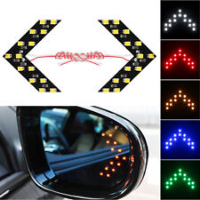 Car Hiding Style LED Turn Signal Arrows Light Side Mirror Guide Light 5 Colors