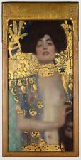 JUDITH BY GUSTAV KLIMT GICLEE FINE ART PRINT REPRODUCTION ON CANVAS 24x40
