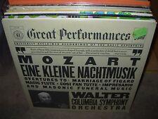 WALTER / MOZART eine kleine nachtmusik ( classical ) SEALED NEW